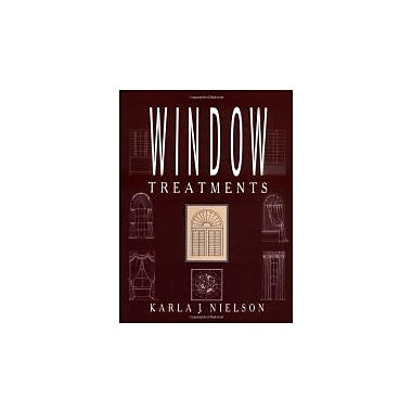 Window Treatments, Used Book (9780471289463)