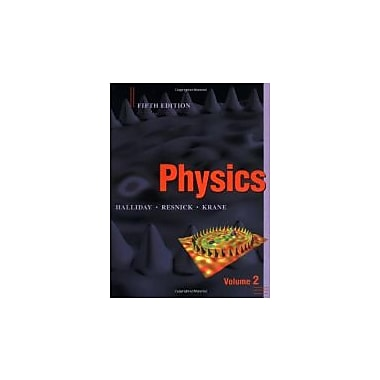 Physics (Volume 2), Used Book (9780471401940)