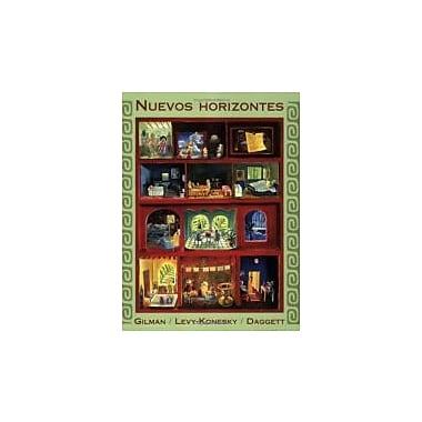 Nuevos horizontes (Spanish Edition), New Book (9780471475972)