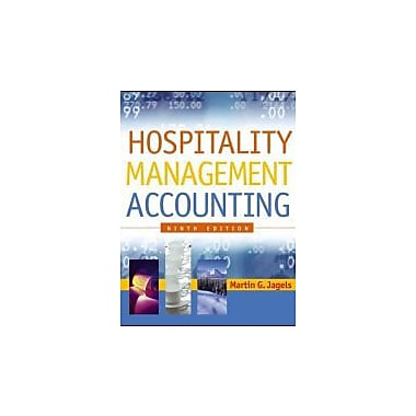 Hospitality Management Accounting, Used Book (9780471687894)