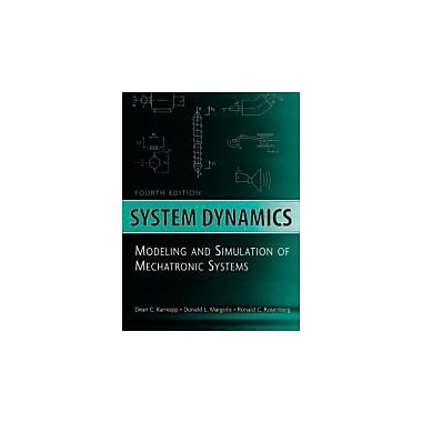 System Dynamics: Modeling and Simulation of Mechatronic Systems, Used Book (9780471709657)