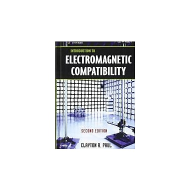 Introduction to Electromagnetic Compatibility, New Book (9780471755005)