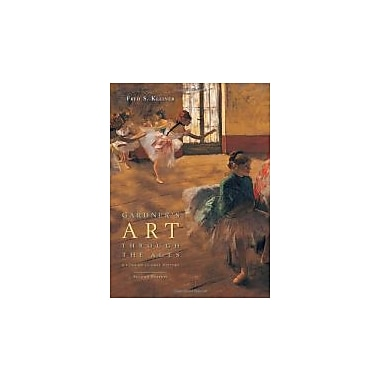 Gardner's Art Through the Ages: A Concise Global History, New Book (9780495503460)