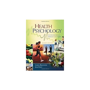 Health Psychology: An Introduction to Behavior and Health, New Book (9780495601326)