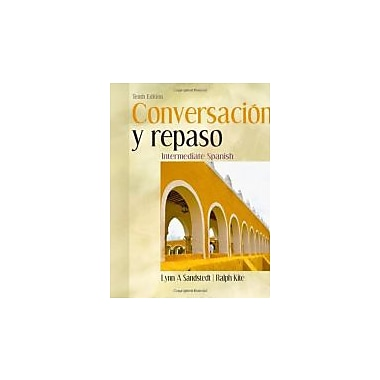 Conversacion y repaso, New Book (9780495803331)