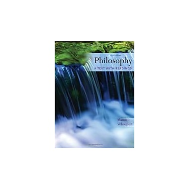 Philosophy: A Text with Readings, Used Book (9780495808756)