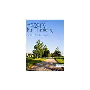 Reading for Thinking, New Book (9780495906391)