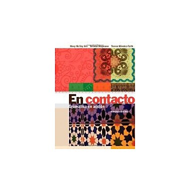 En contacto: Gramatica en accion, New Book (9780495912651)