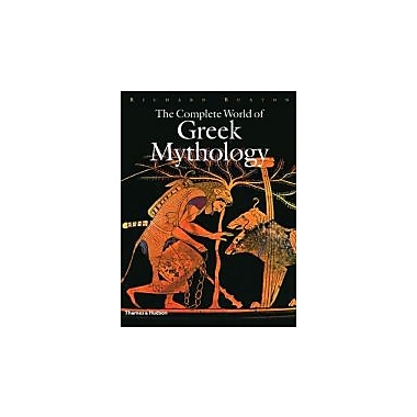 The Complete World of Greek Mythology, New Book (9780500251218)