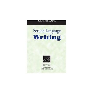 Second Language Writing (Cambridge Language Education), New Book (9780521534307)