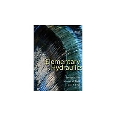 Elementary Hydraulics, Used Book (9780534494834)