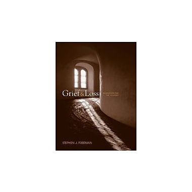 Grief and Loss: Understanding the Journey (Death & Dying/Grief & Loss), Used Book (9780534593919)