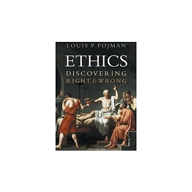 Ethics: Discovering Right and Wrong, Used Book, (534619363)