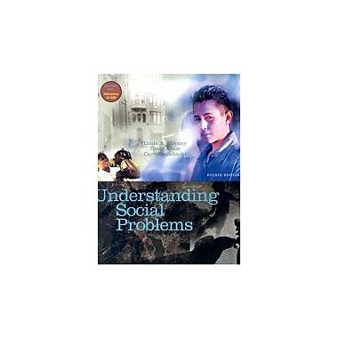 Understanding Social Problems (with CD-ROM and InfoTrac), New Book (9780534625146)