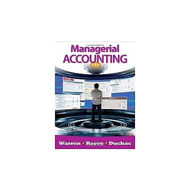 Managerial Accounting (Advanced Accounting)