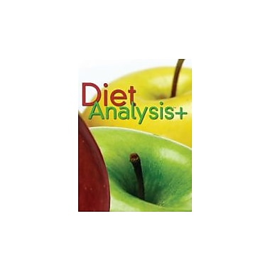 Diet Analysis Plus 2-Semester Printed Access Card, New Book (9780538495080)