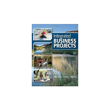 Integrated Business Projects, New Book (9780538731096)