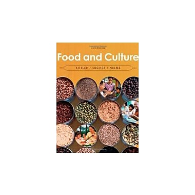 Food and Culture, Used Book (9780538734974)
