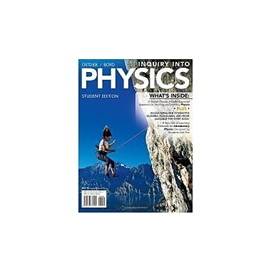PHYSICS (with Review Card & Physics CourseMate w/eBook Printed Access Card) (Available Titles Coursemate), Used (9780538735391)