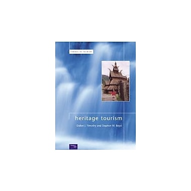 Heritage Tourism (Themes in Tourism), New Book (9780582369702)