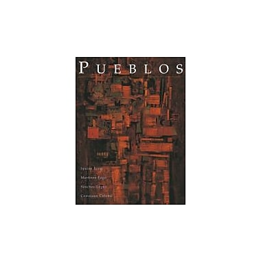Pueblos: Intermediate Spanish in Cultural Contexts, New Book (9780618150472)