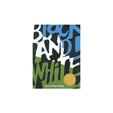 Black and White, New Book (9780618636877)