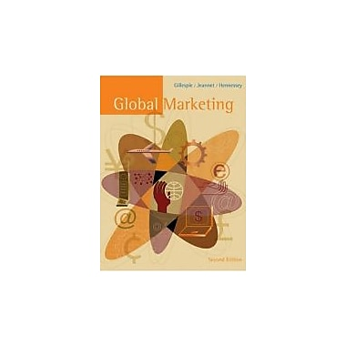 Global Marketing: An Interactive Approach, New Book (9780618659531)