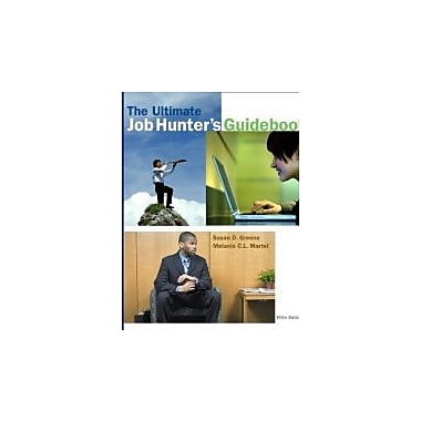 The Ultimate Job Hunter's Guidebook, New Book (9780618848041)