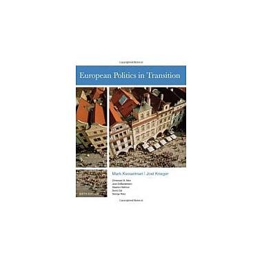 European Politics in Transition, New Book (9780618870783)