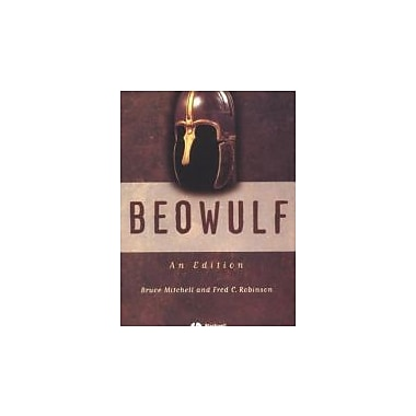 Beowulf: An Edition, New Book (9780631172260)