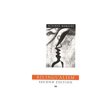 Bilingualism, Used Book (9780631195399)