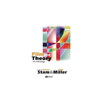 Film and Theory: An Anthology, New Book (9780631206262)