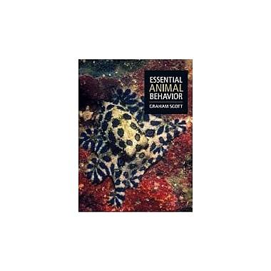 Essential Animal Behavior, Used Book (9780632057993)