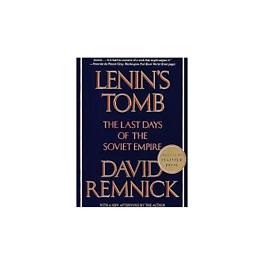 Lenin's Tomb: The Last Days of the Soviet Empire, New Book (9780679751250)