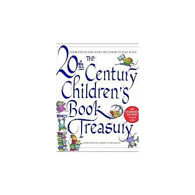 The 20th-Century Children's Book Treasury: Picture Books and Stories to Read Aloud, New Book (9780679886471)