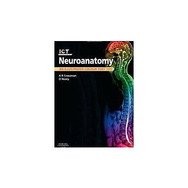 Neuroanatomy: An Illustrated Colour Text, 4e, New Book (9780702030864)