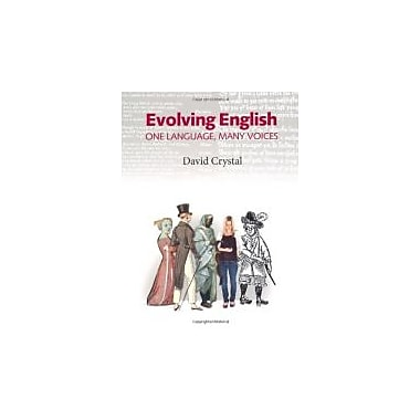 Evolving English: One Language, Many Voices, Used Book (9780712350983)