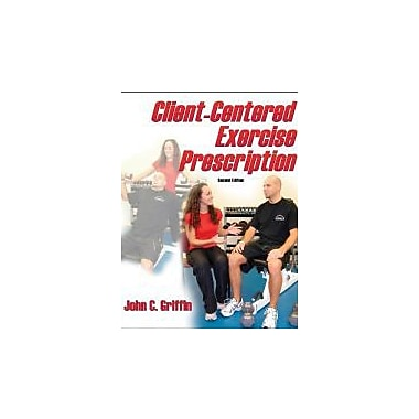 Client-Centered Exercise Prescription - 2nd Edition, New Book (9780736054959)
