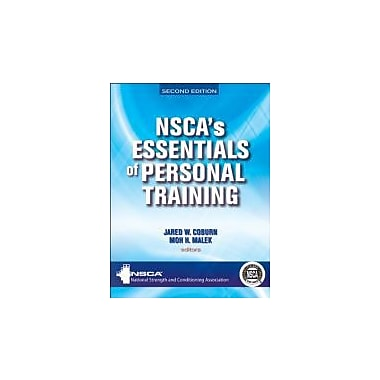 NSCA'S Essentials of Personal Training - 2nd Edition, New Book (9780736084154)
