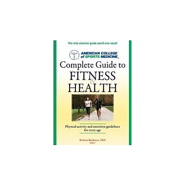 ACSM's Complete Guide to Fitness & Health (1st Edt), Used Book (9780736093378)