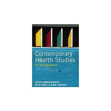 Contemporary Health Studies: An Introduction, Used Book (9780745650227)