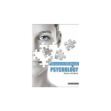 Research Methods in Psychology: Student Lab Guide, Used Book (9780757579684)