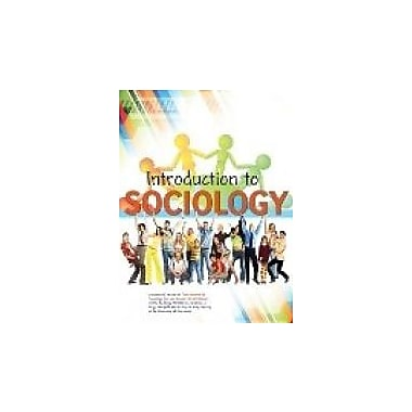 Introduction to Sociology: Customized Version of Fundamentals of Sociology Text & Reader, New (9780757581298)