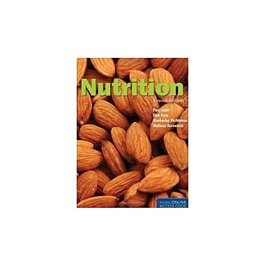 Nutrition, New Book (9780763776633)