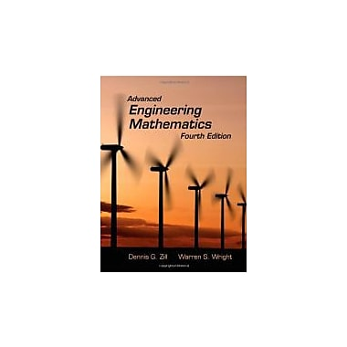 Advanced Engineering Mathematics (Jones and Bartlett Publishers Series in Mathematics. Advance), Used Book (9780763779665)