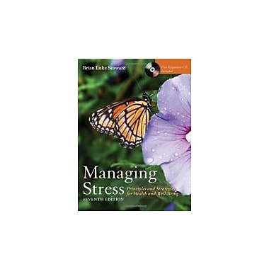 Managing Stress: Principles And Strategies For Health And Well-Being, Used Book (9780763798338)
