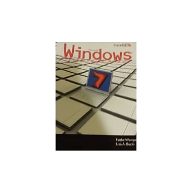 Windows 7, New Book (9780763837327)