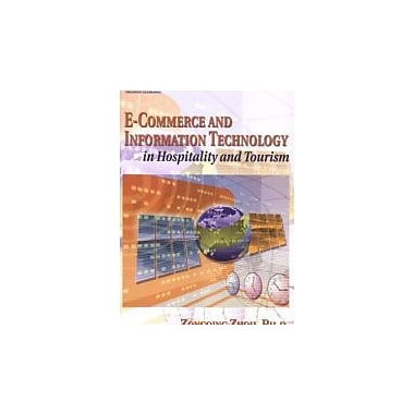 E-Commerce and Information Technology in Hospitality and Tourism, New Book (9780766841406)