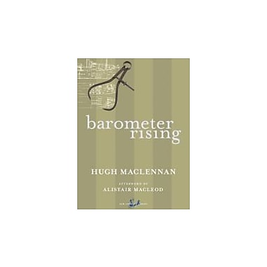 Barometer Rising, New Book (9780771034893)