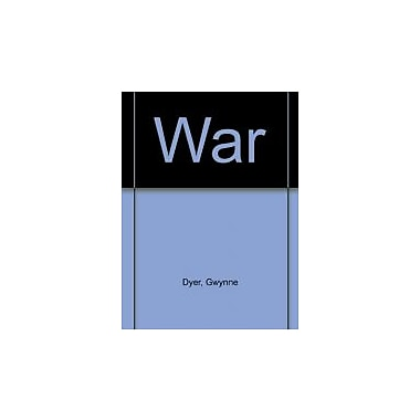 War, Used Book (9780773720688)